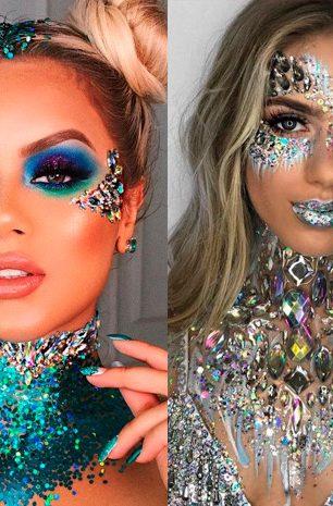 Tudo o que você precisa saber sobre maquiagem de carnaval!