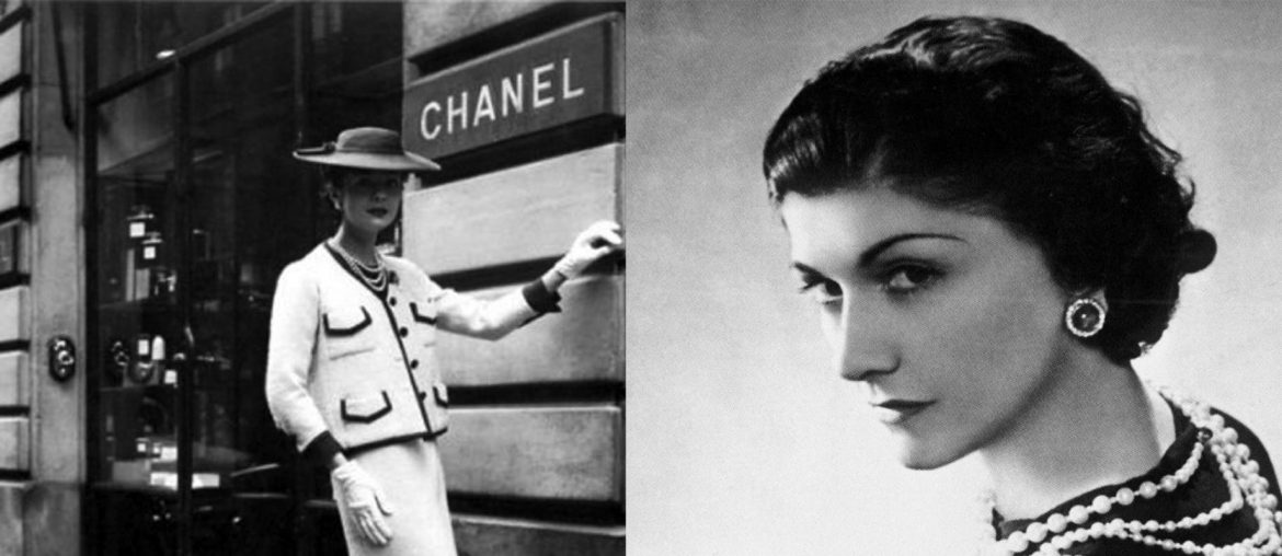 Fotos Coco Chanel, estilista pioneira no universo fashion