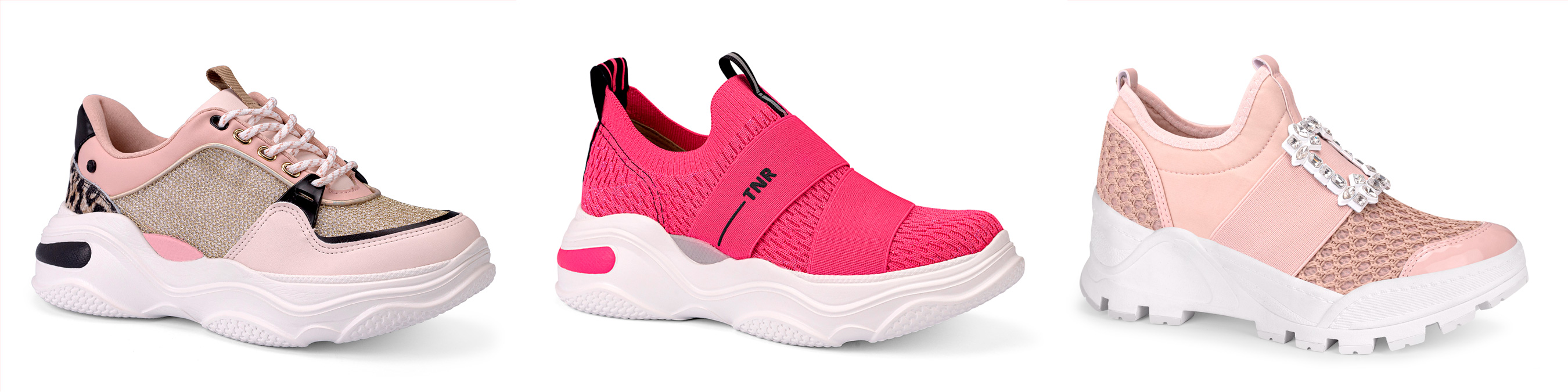 tendência tons de rosa Tanara